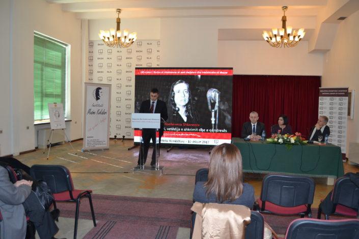 "MSc. Dorian Koçi - ""The Muse"" of anticommunist resistance"